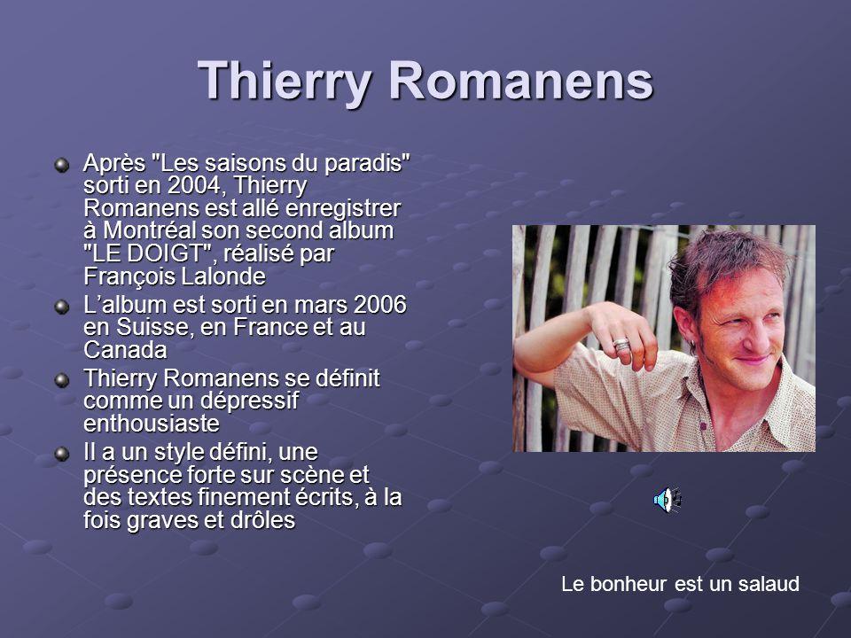 Thierry Romanens