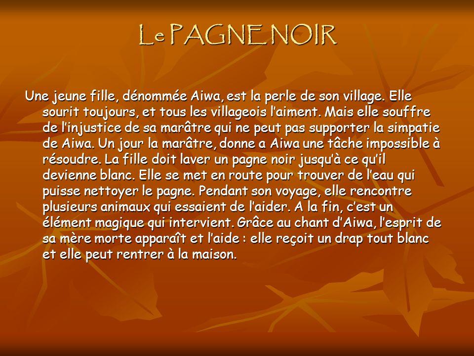 Le PAGNE NOIR