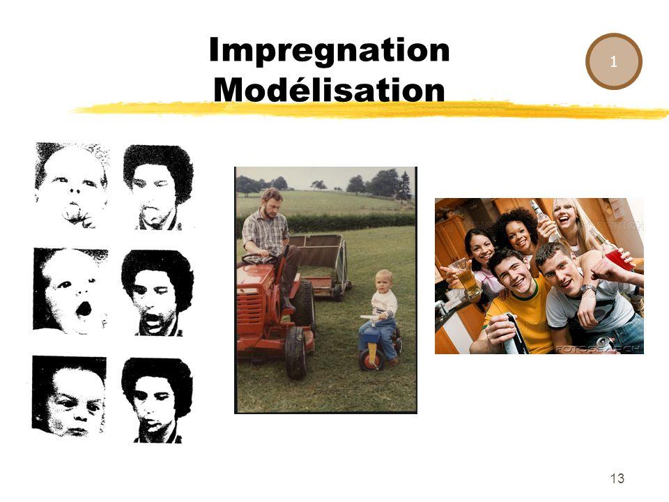Impregnation Modélisation