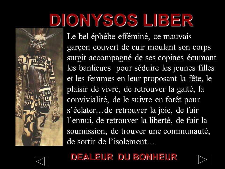 DIONYSOS LIBER