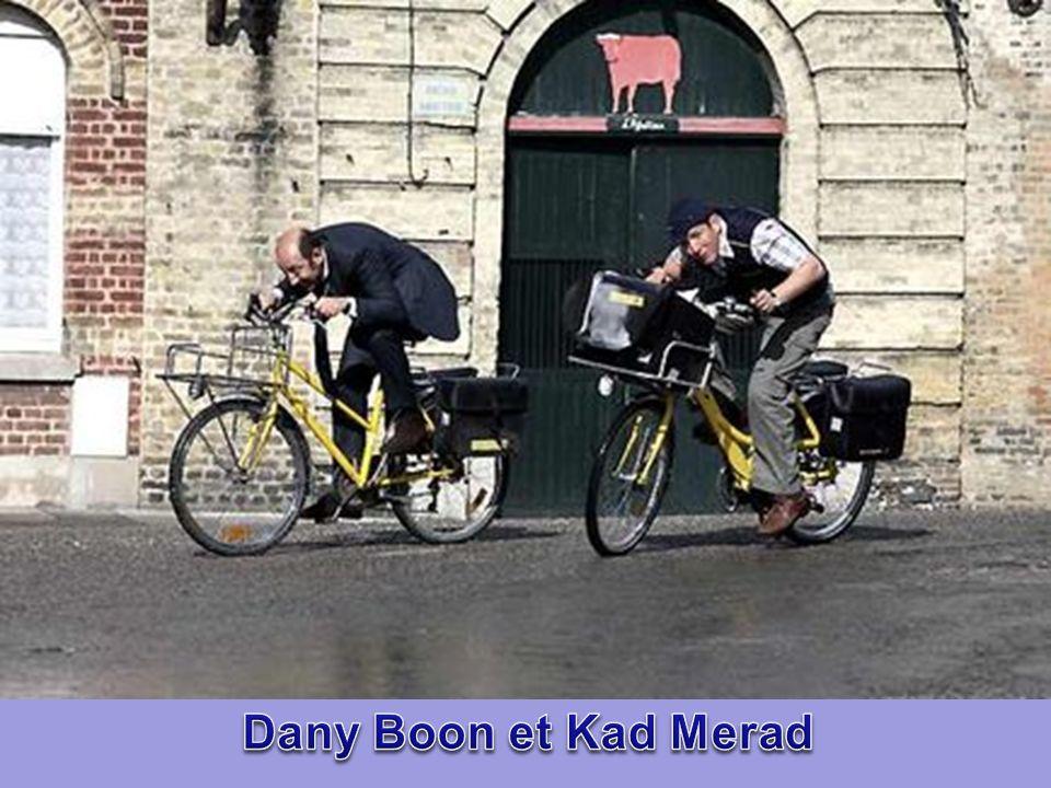 Dany Boon et Kad Merad