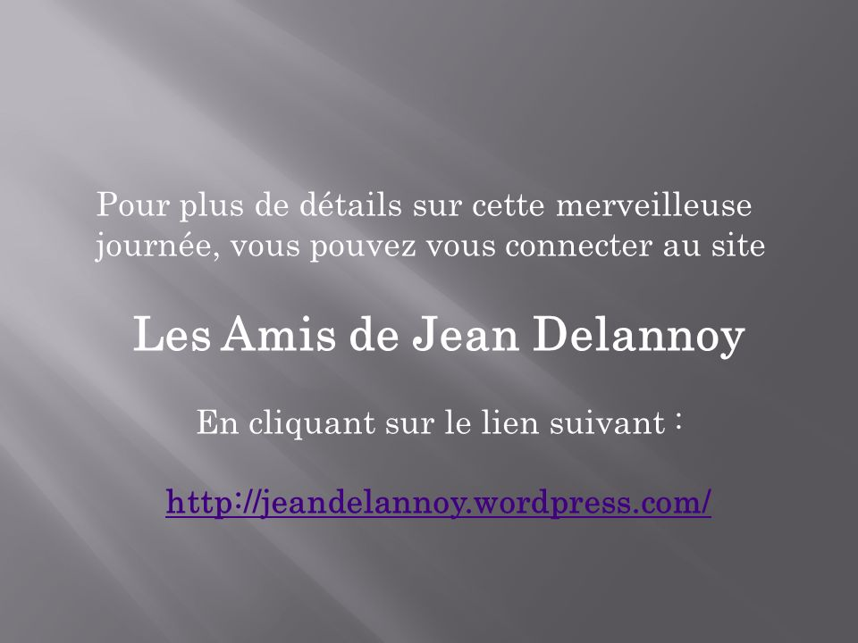 Les Amis de Jean Delannoy
