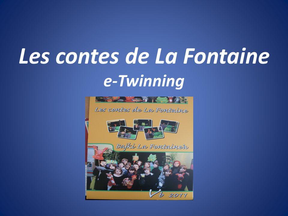 Les contes de La Fontaine e-Twinning