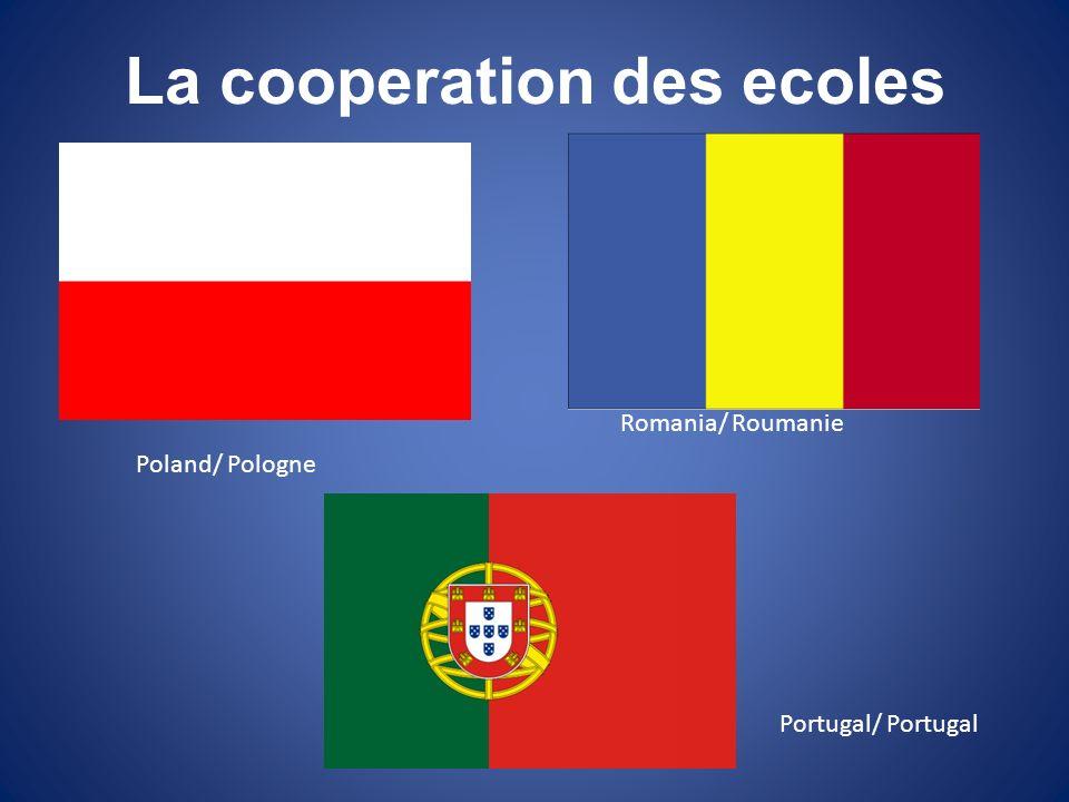 La cooperation des ecoles