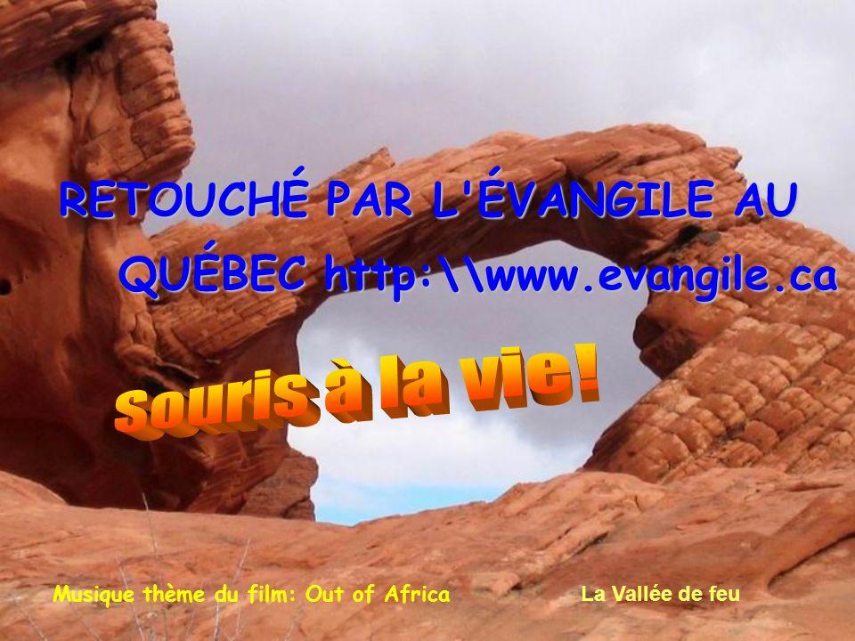 RETOUCHÉ PAR L ÉVANGILE AU QUÉBEC http:\\www.evangile.ca
