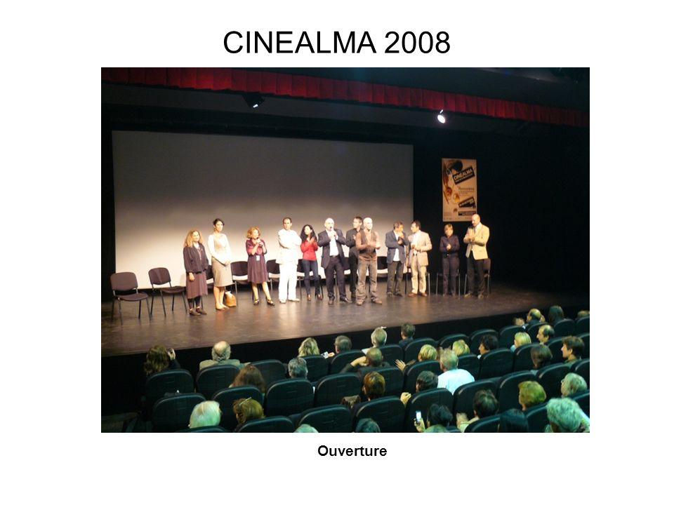 CINEALMA 2008 Ouverture Rabah Ameur Zaieche et Soraya Nini