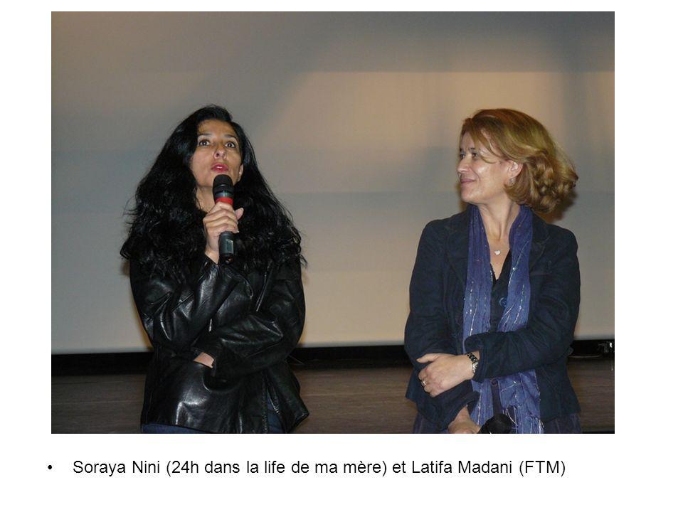 Soraya Nini (24h dans la life de ma mère) et Latifa Madani (FTM)