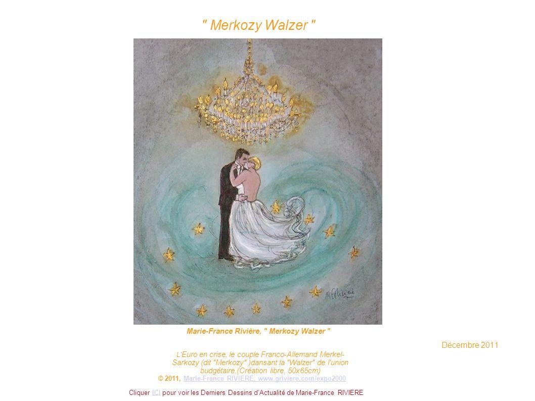 Merkozy Walzer Décembre 2011
