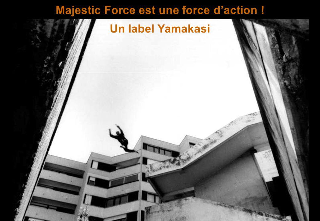 Majestic Force est une force d'action !
