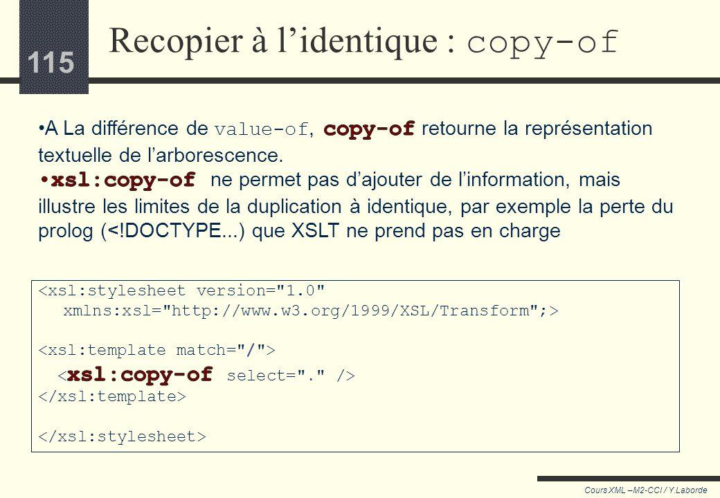 Recopier à l'identique : copy-of