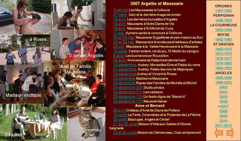 2007 Argelès et Maussane