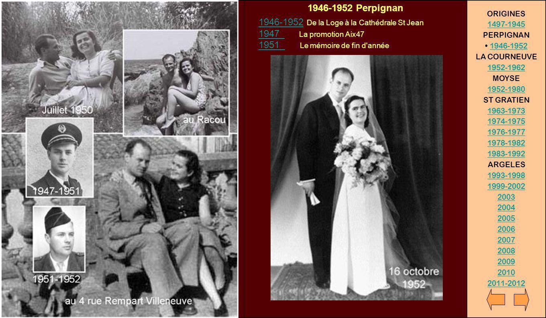 1946-1952 Perpignan