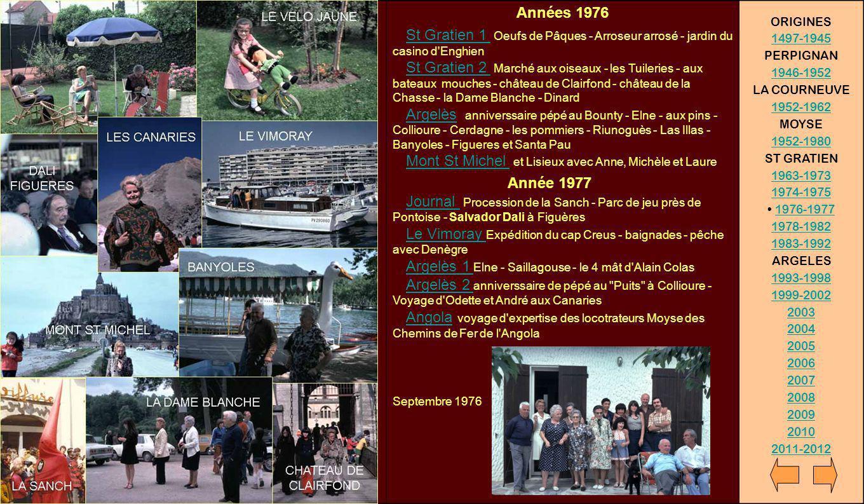 Années 1976