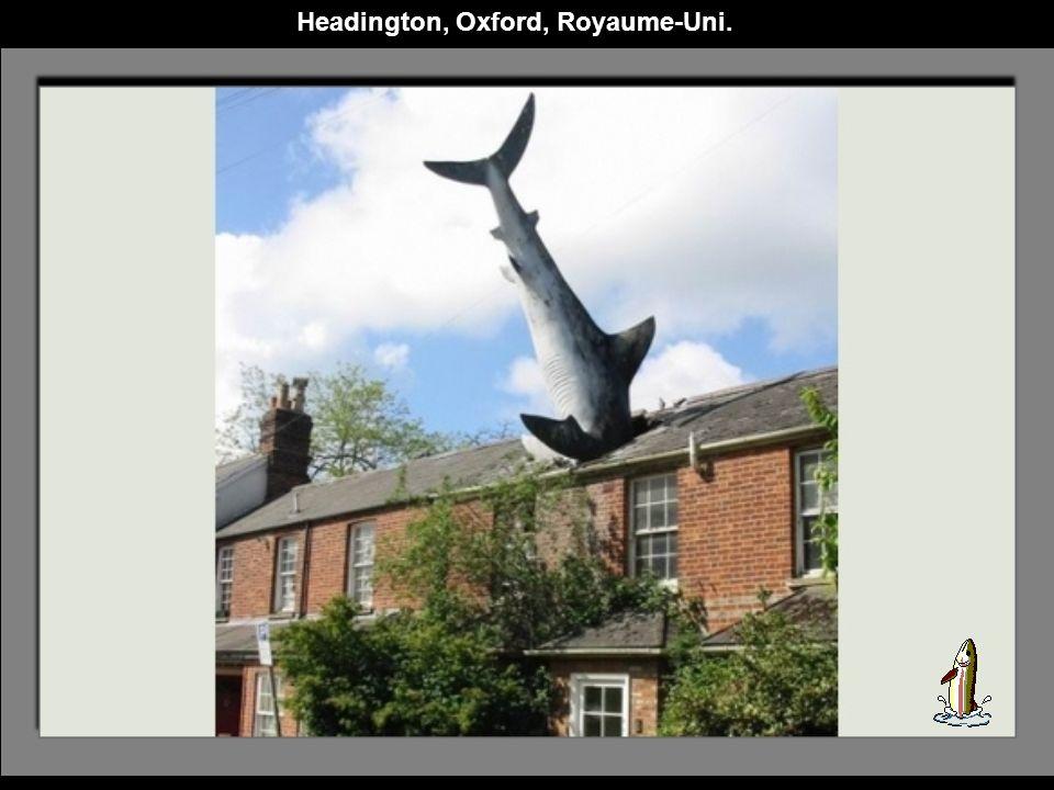 Headington, Oxford, Royaume-Uni.