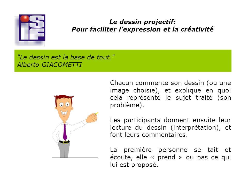 Le dessin projectif: Pour faciliter l'expression et la créativité