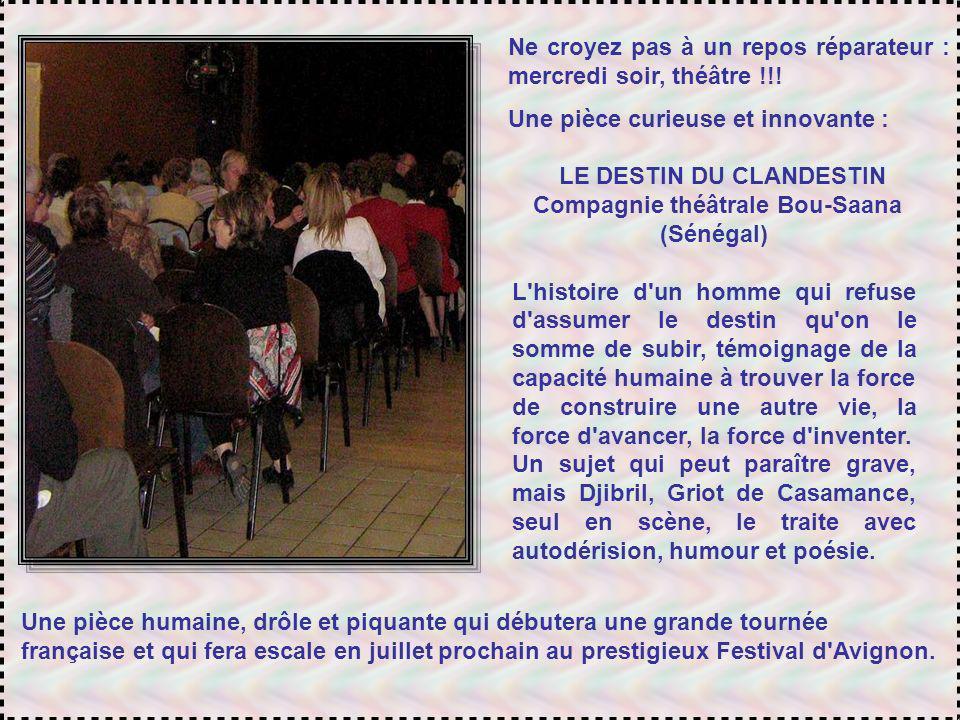 Compagnie théâtrale Bou-Saana (Sénégal)