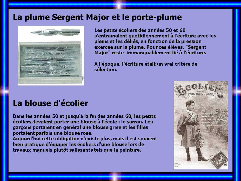 Allez les Filles… La plume Sergent Major et le porte-plume