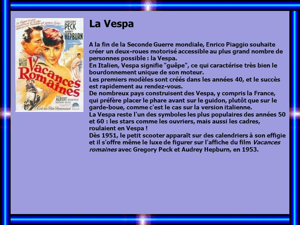 Allez les Filles… La Vespa