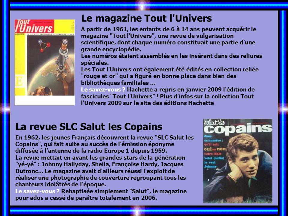 Allez les Filles… Le magazine Tout l Univers