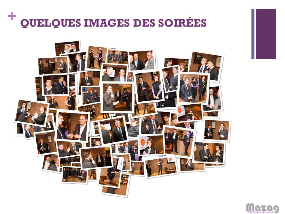 QUELQUES IMAGES DES SOIRÉES