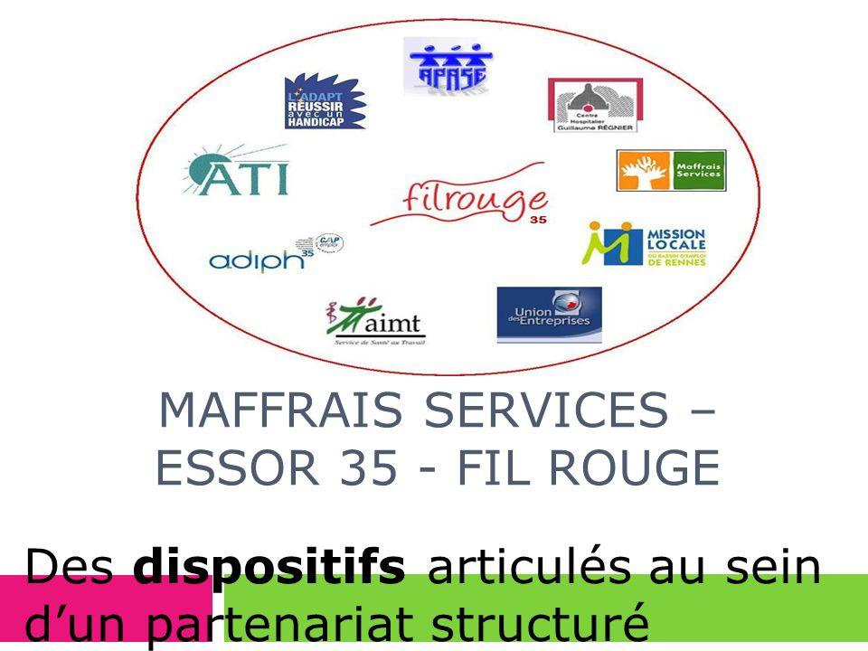 Maffrais Services – ESSOR 35 - Fil rouge