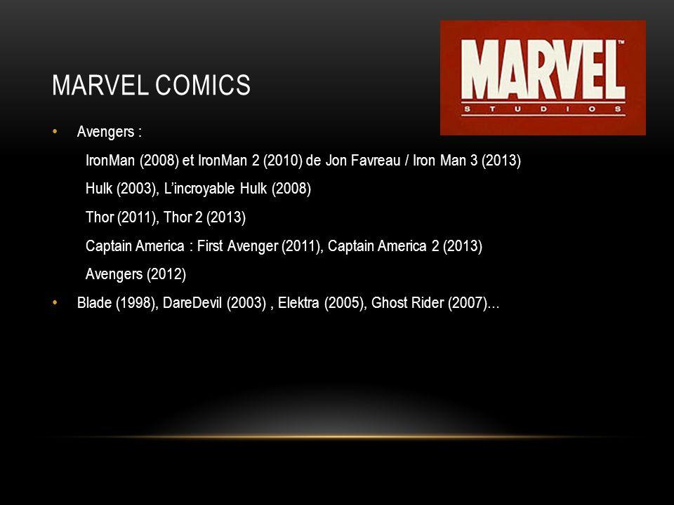 Marvel Comics Avengers :