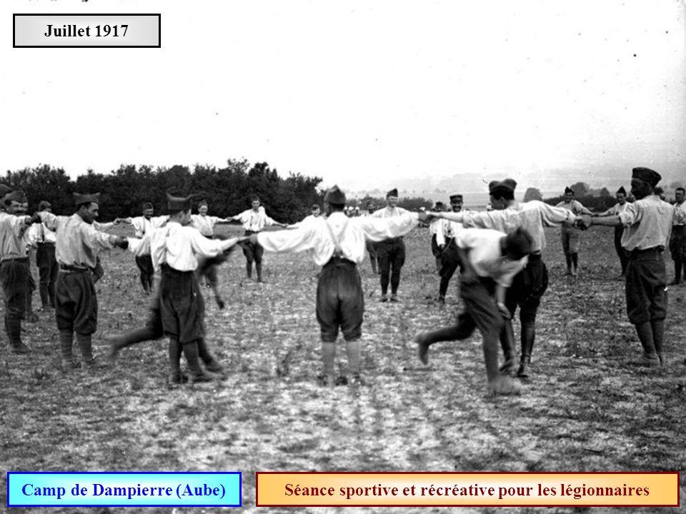 Camp de Dampierre (Aube)