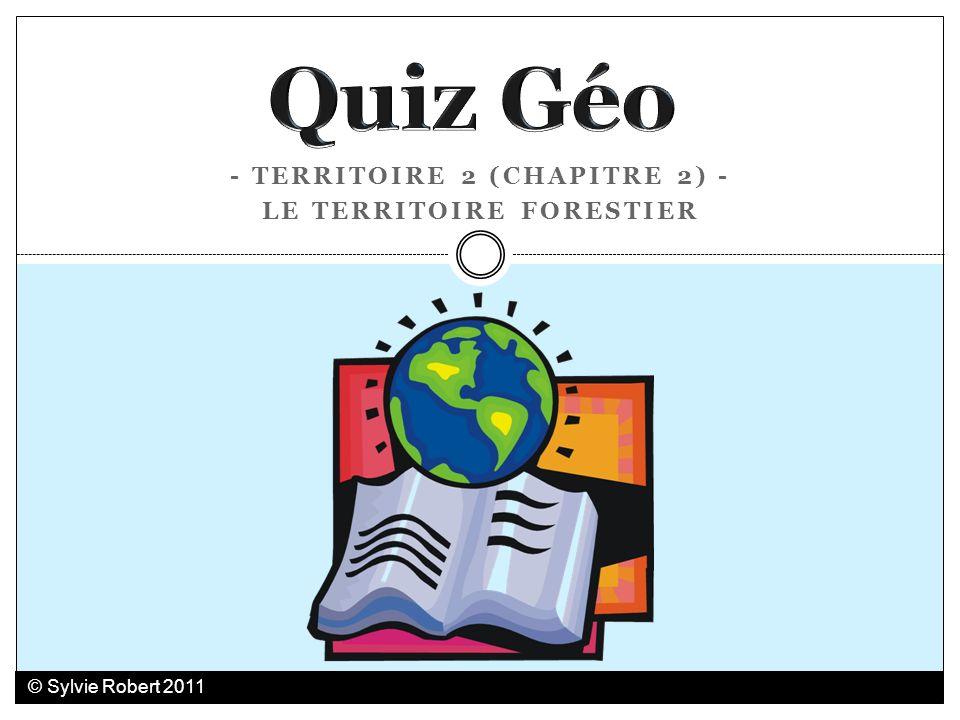 - territoire 2 (chapitre 2) - Le TERRITOIRE FORESTIER