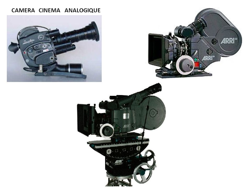 CAMERA CINEMA ANALOGIQUE