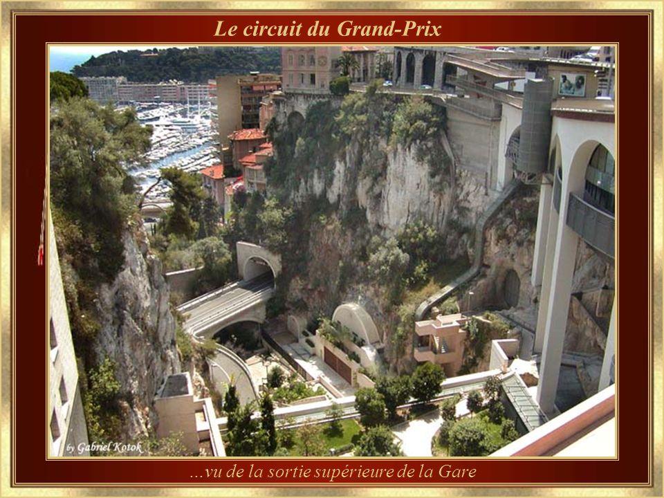 Le circuit du Grand-Prix