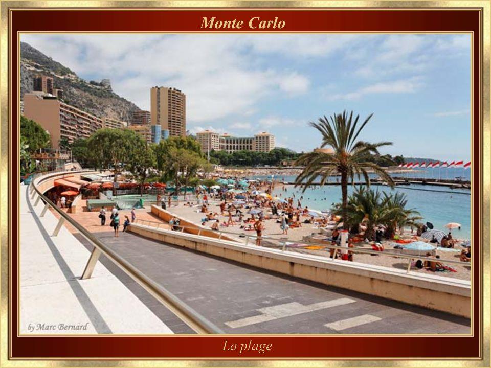 Monte Carlo La plage