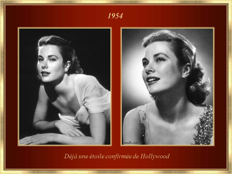 Déjà une étoile confirmée de Hollywood