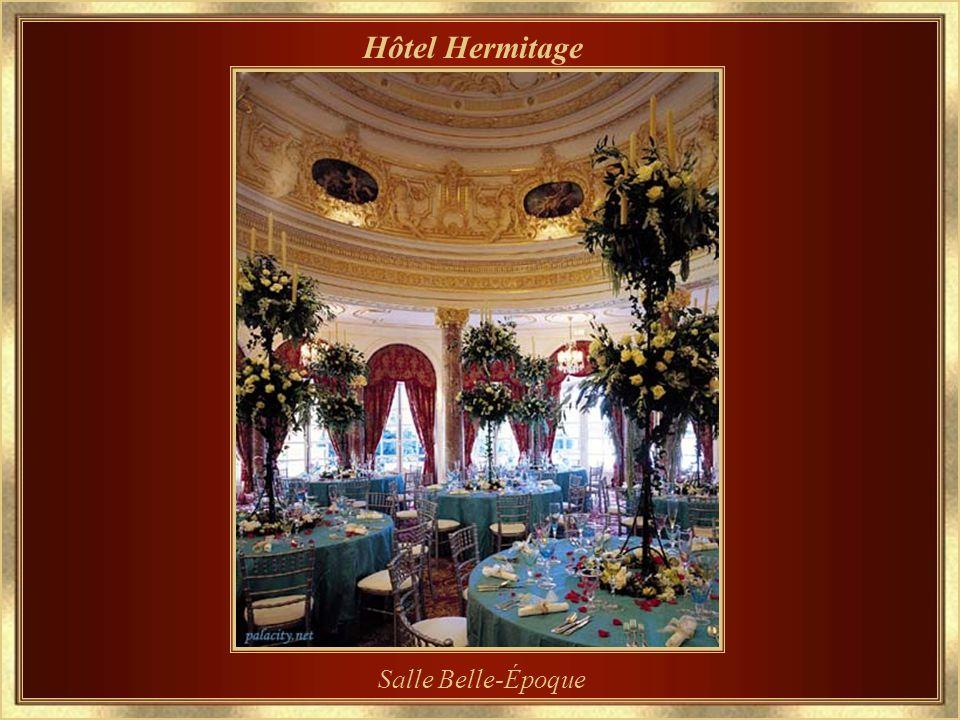 Hôtel Hermitage Salle Belle-Époque