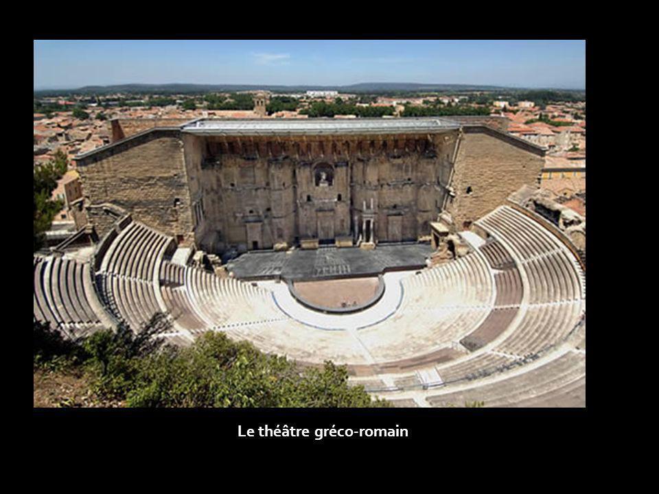 Le théâtre gréco-romain