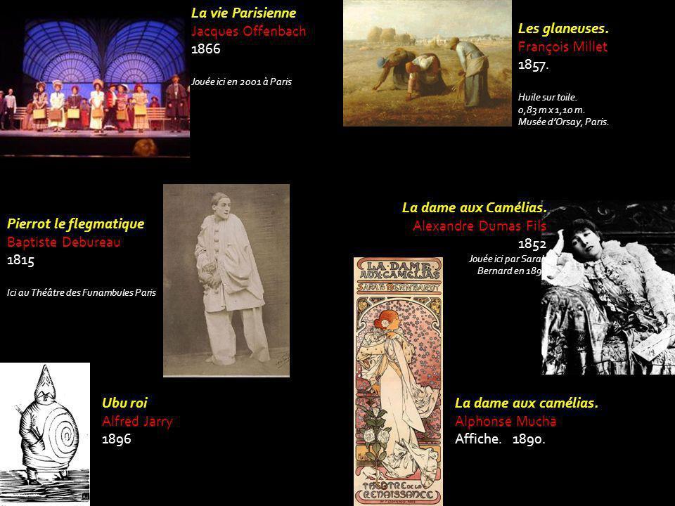 Pierrot le flegmatique Baptiste Debureau 1815