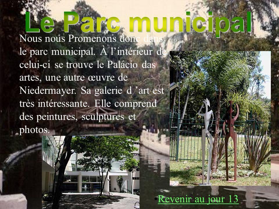 Le Parc municipal