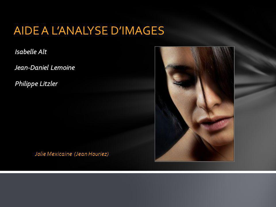 AIDE A L'ANALYSE D'IMAGES