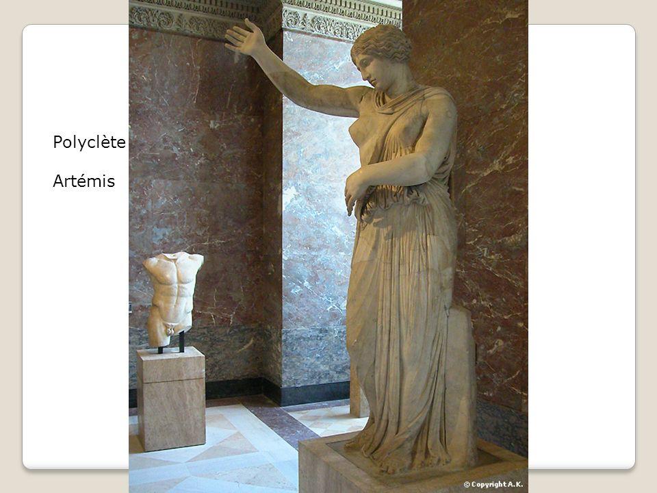 Polyclète Artémis