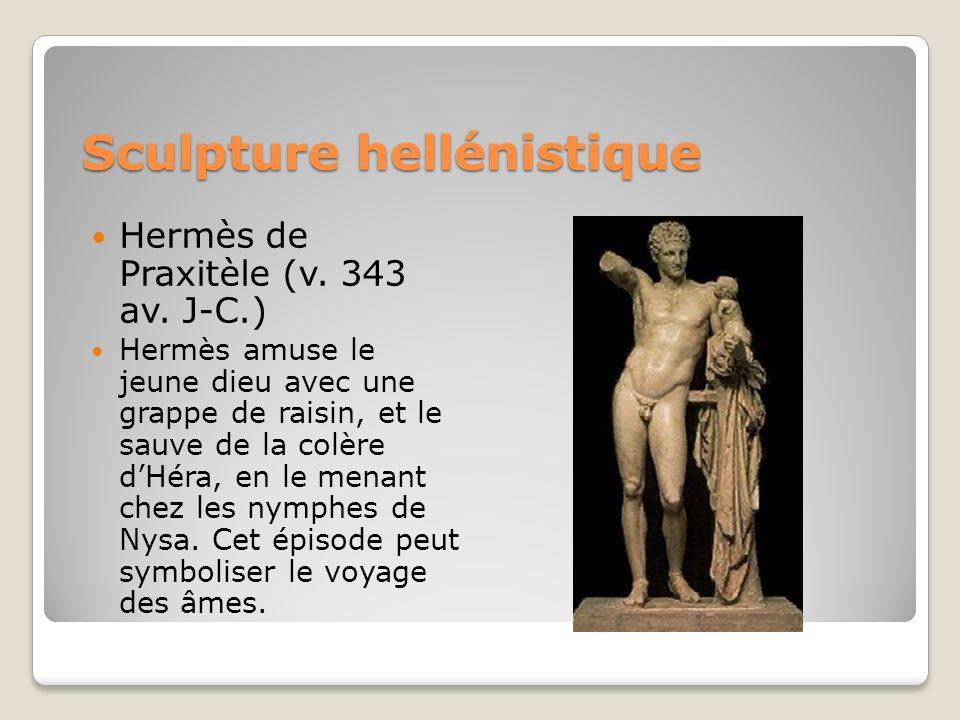 Sculpture hellénistique