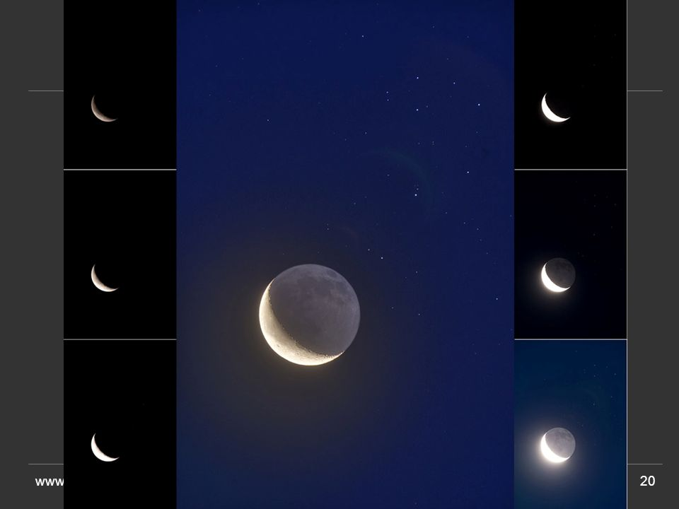 Lune et Pléiades LPOD 09/2009 www.hdrsoft.com 20 20