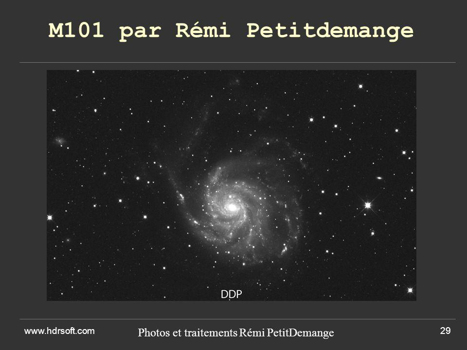 M101 par Rémi Petitdemange