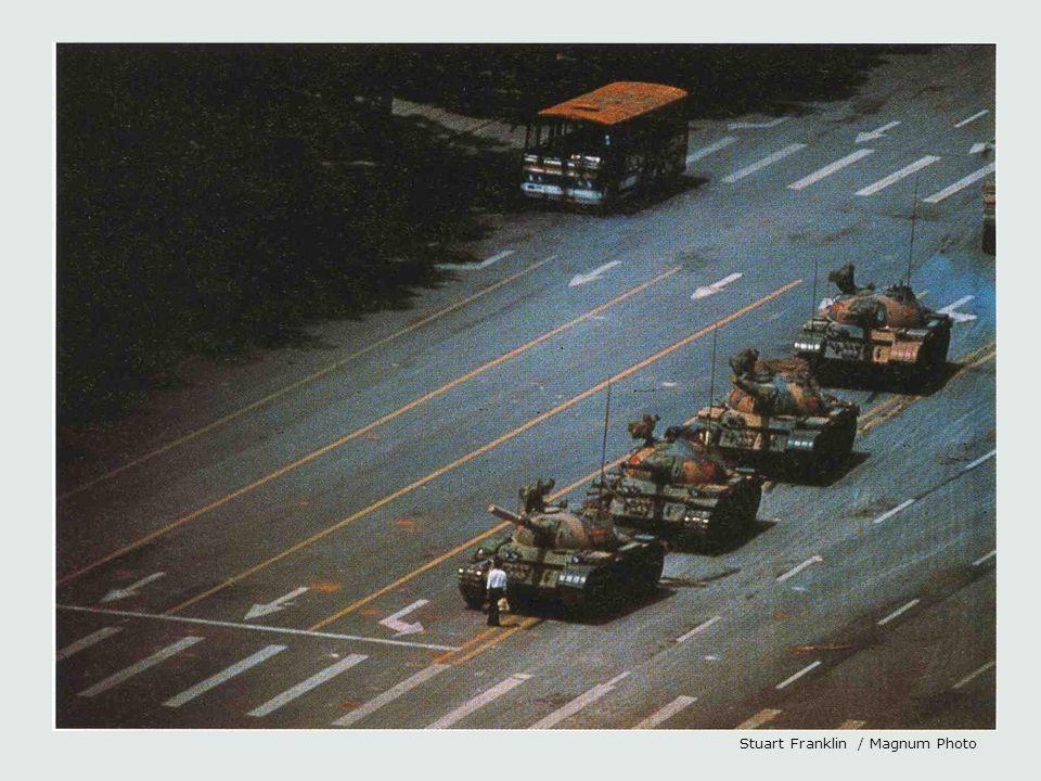 L 'inconnu de la place Tiananmen