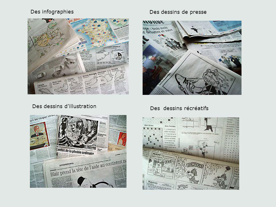 Des dessins d'illustration Des dessins récréatifs
