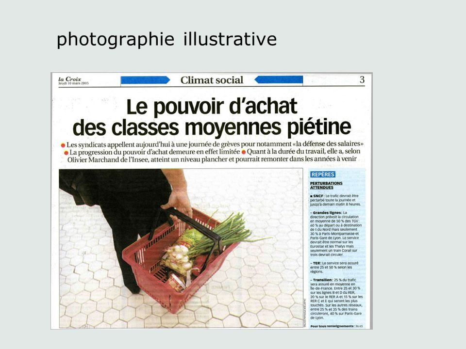 photographie illustrative