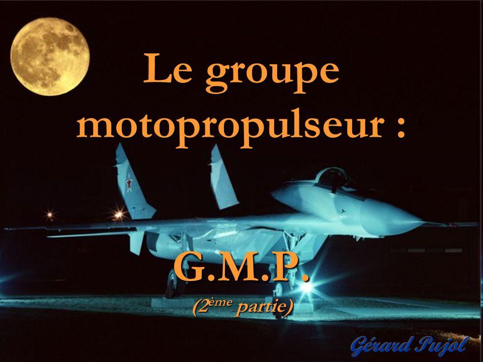 Le groupe motopropulseur : G.M.P. (2ème partie)