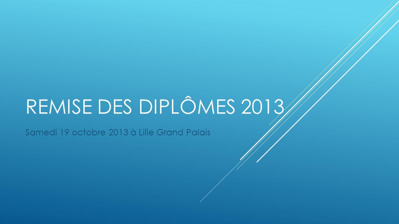 Samedi 19 octobre 2013 à Lille Grand Palais