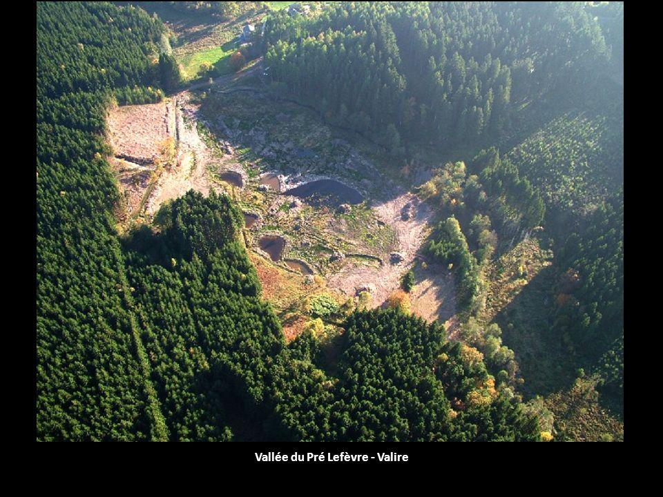 Vallée du Pré Lefèvre - Valire