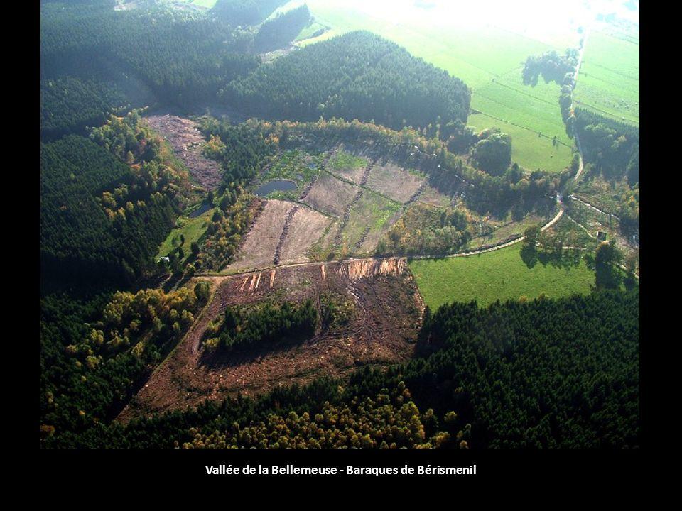 Vallée de la Bellemeuse - Baraques de Bérismenil