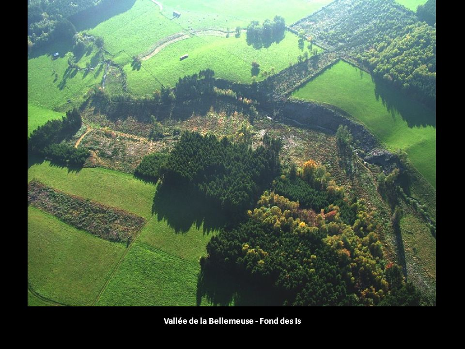 Vallée de la Bellemeuse - Fond des Is