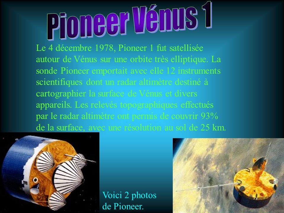 Pioneer Vénus 1
